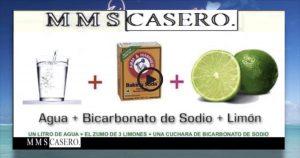 mms casero bicarbonato limon 1