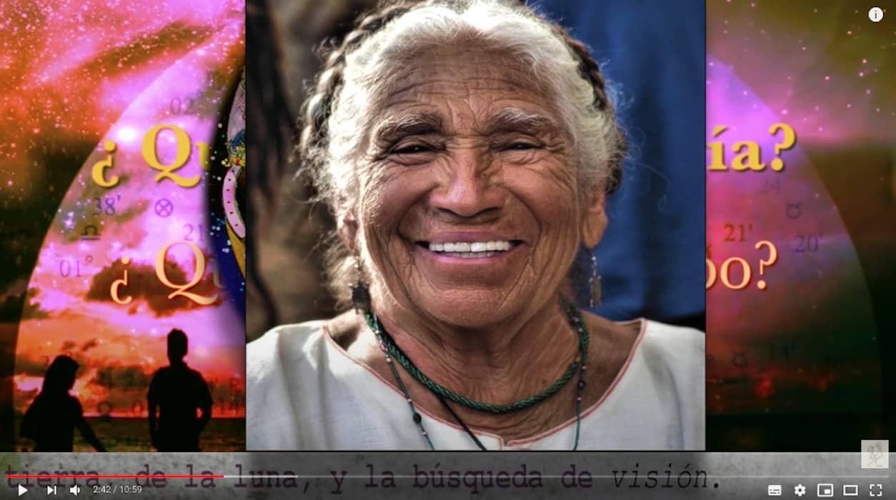 abuela margarita video