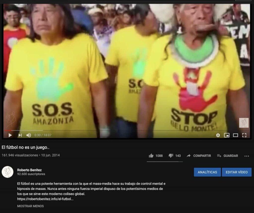 SOS AMAZONIA