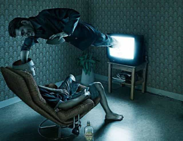 TV control mental