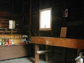 002 1923 Walt Disney garaje vista interior 55pr 2
