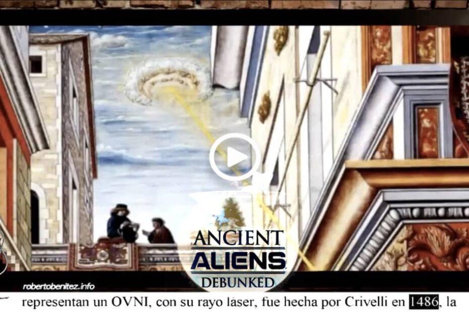 AAD 10 OVNIs arte antiguo F
