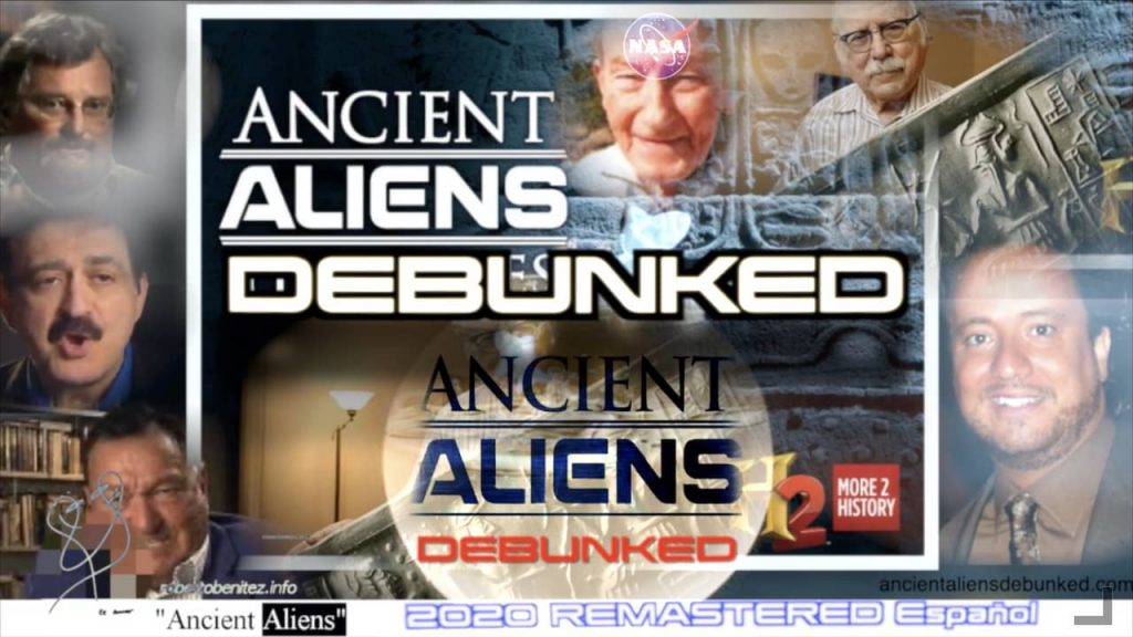 ancient aliens debunked