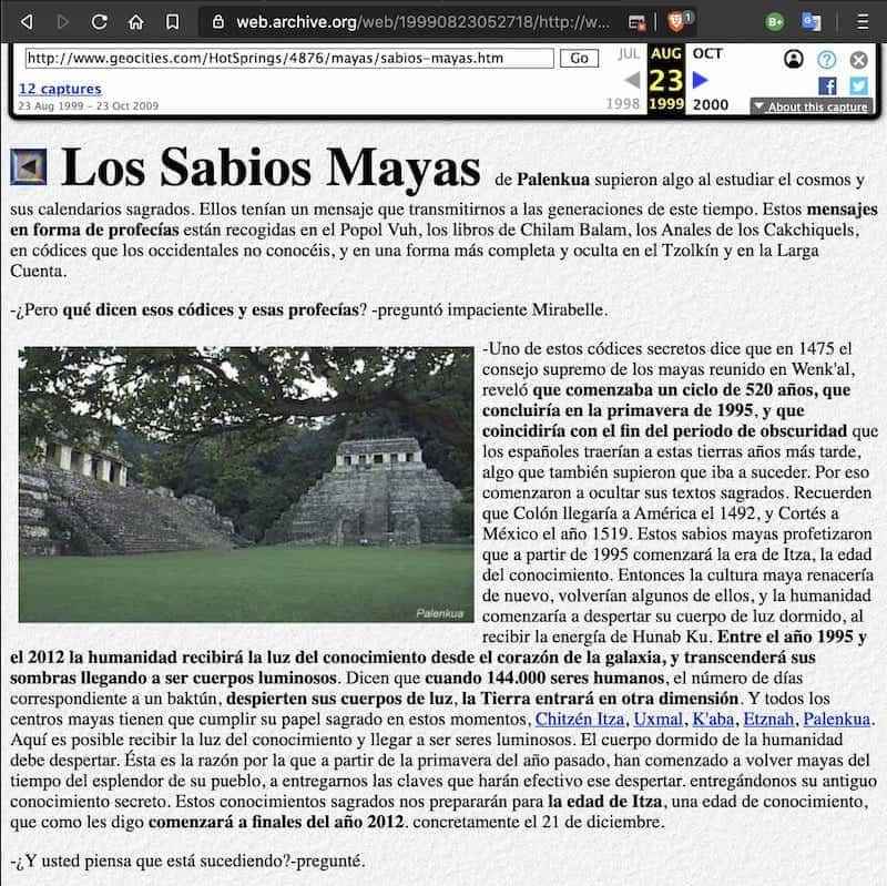 sabios mayas