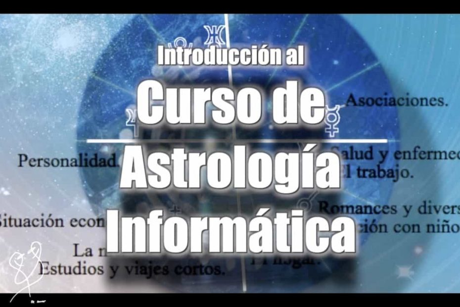portada video Curso Astrologia Introducción